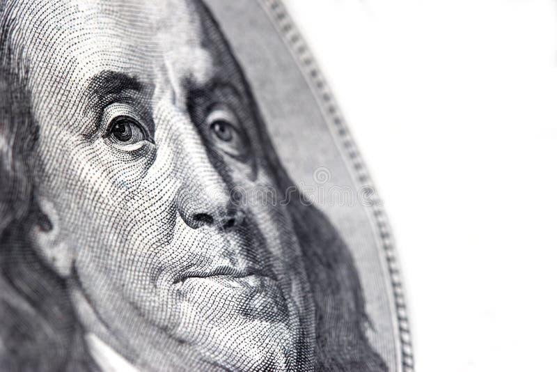 Download 100 Dollars Benjamin Franklin Stock Image - Image: 177993