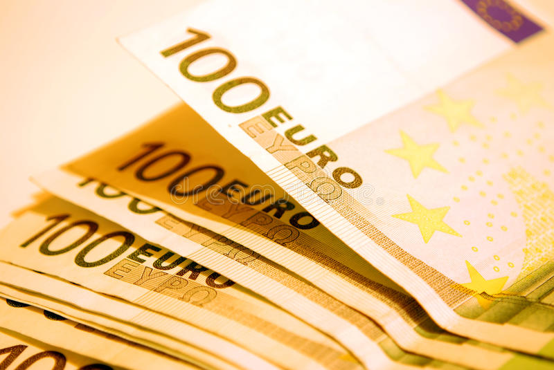 100 Euro Stock Images