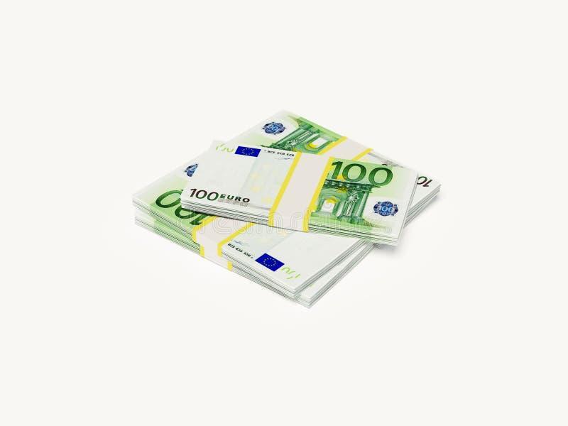 100 Euro Royalty Free Stock Image