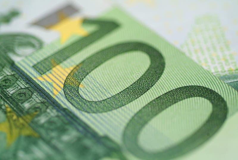 100 Euro fotografia royalty free