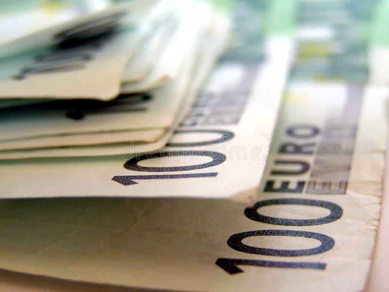 100 Euro - One hundred Euros stock images