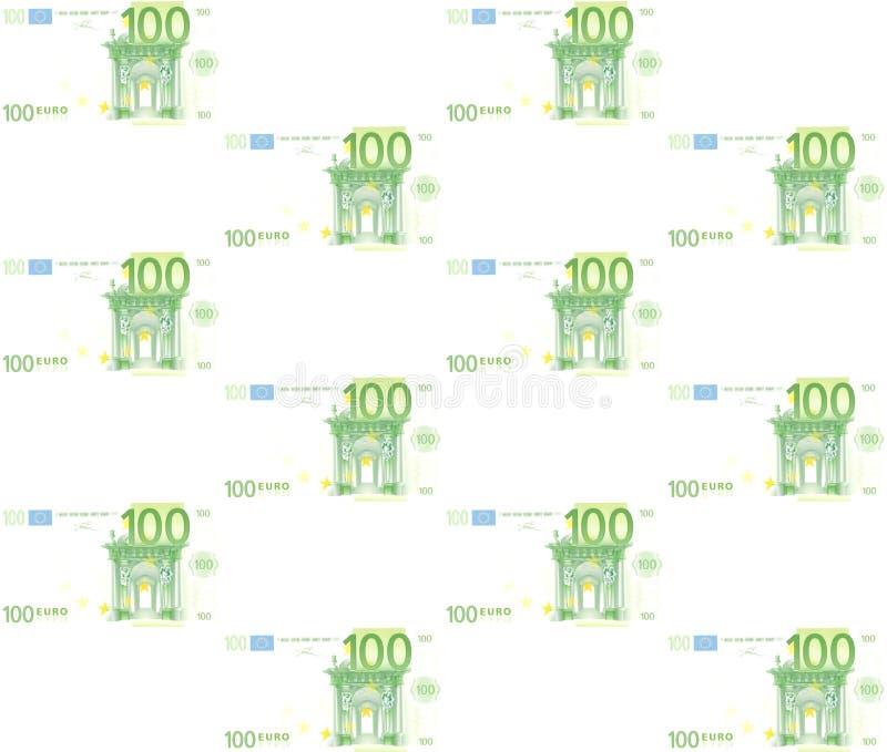 Download 100 Euros stock illustration. Image of sell, cash, bank - 21208