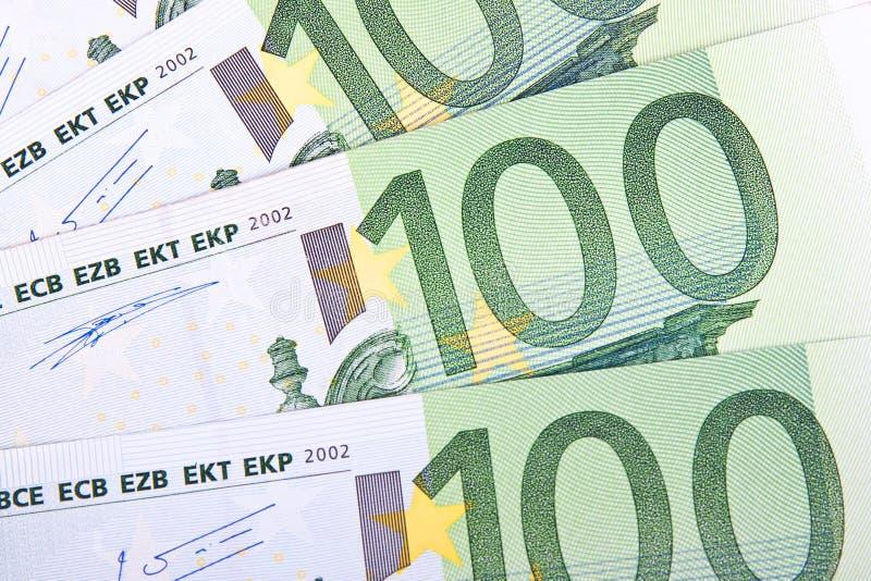 Download 100 Euros Macro Royalty Free Stock Photo - Image: 11396775