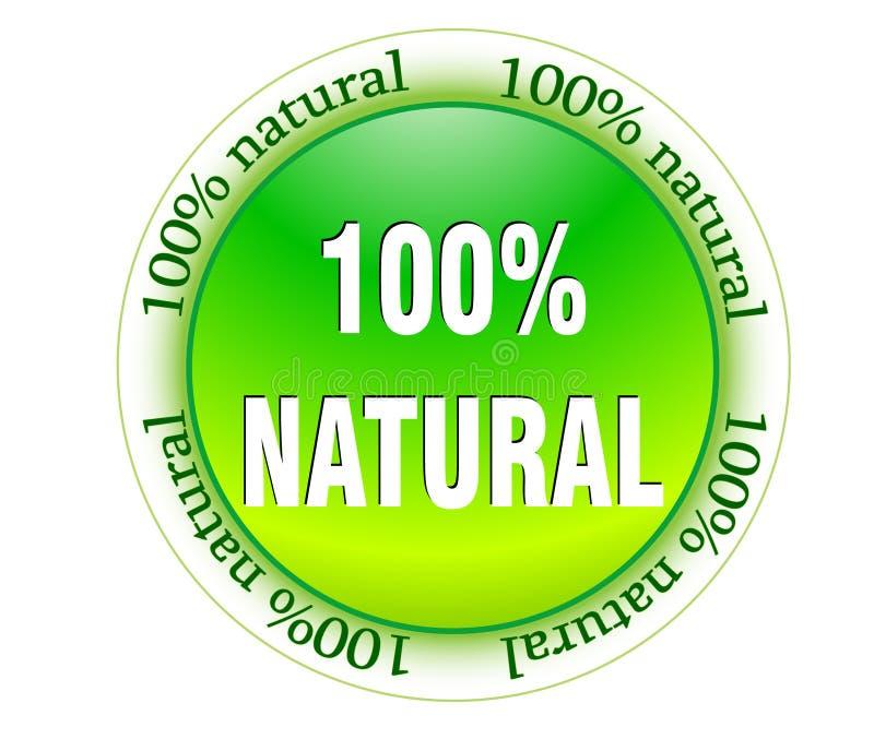 Download 100% Natural Web Glossy Icon Royalty Free Stock Photo - Image: 10312225