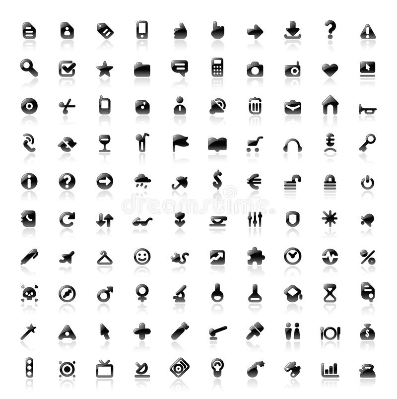 100 perfecte pictogrammen