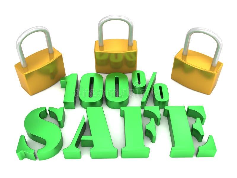 100  Safe Royalty Free Stock Photos