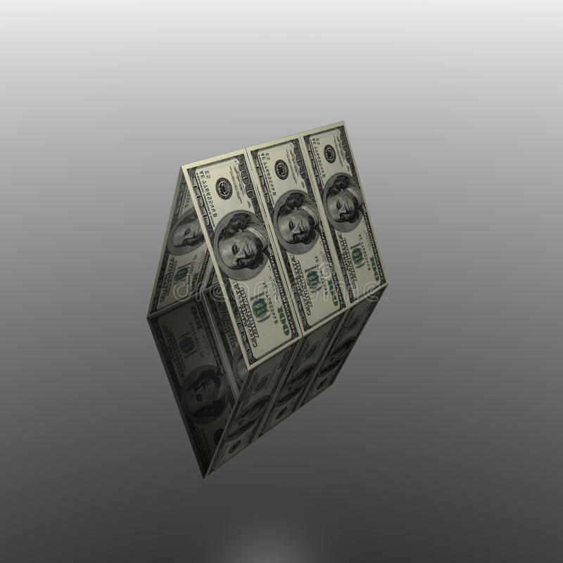 Download 100 usa dollars House roof stock illustration. Illustration of finance - 11687761