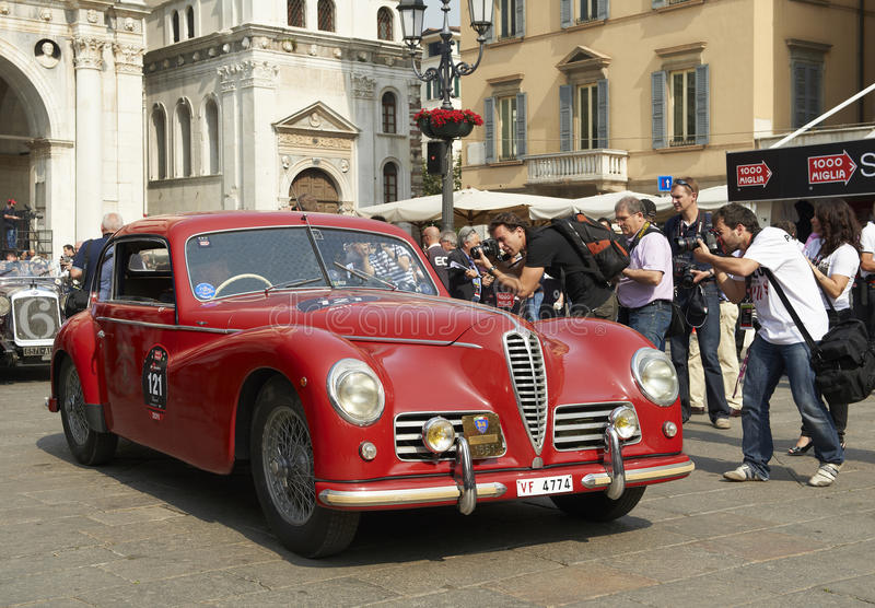 1000 Miglia royalty free stock images