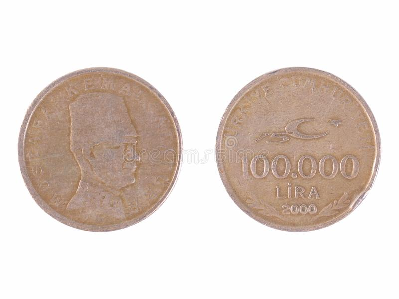 100000 türkische Lire