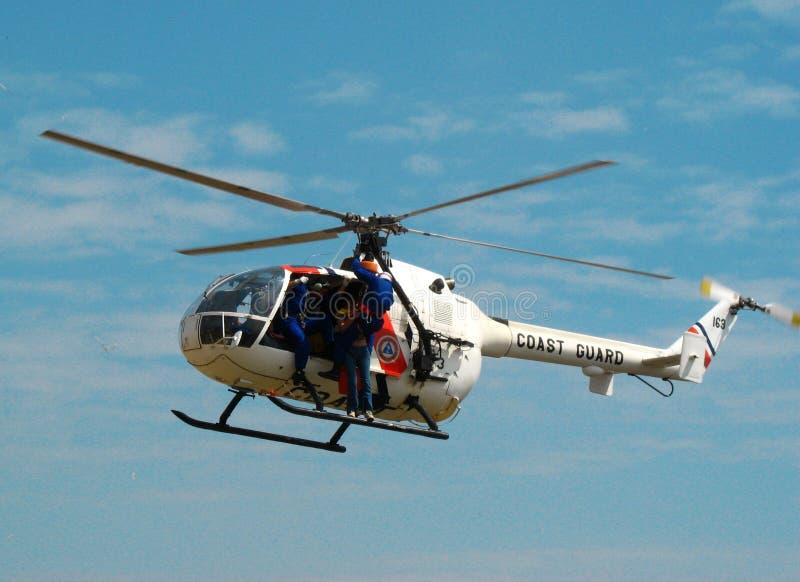 105 bo直升机mbb 免版税库存照片