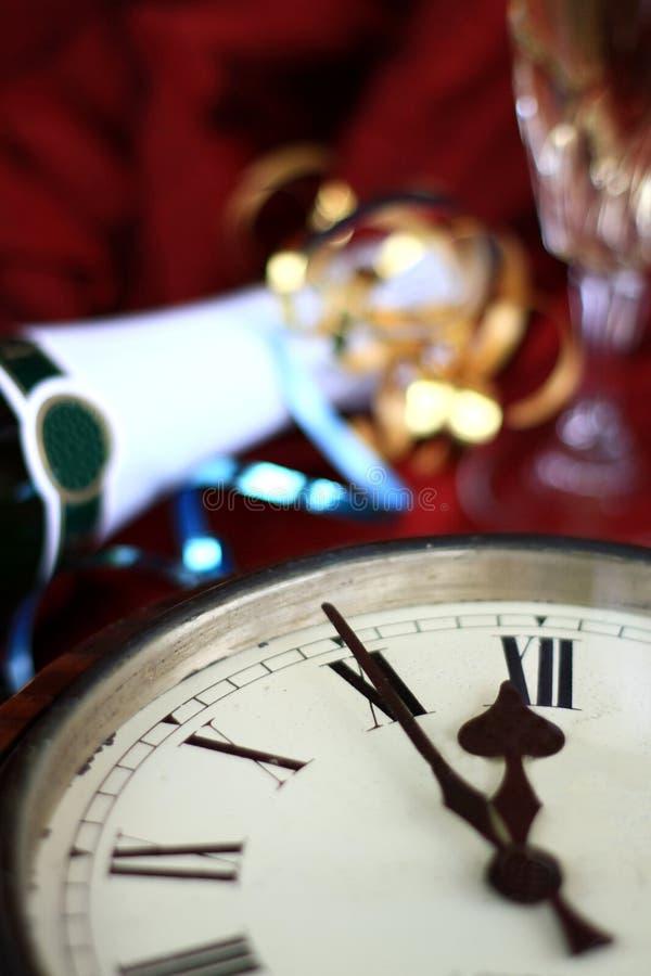 11新年度 免版税库存图片