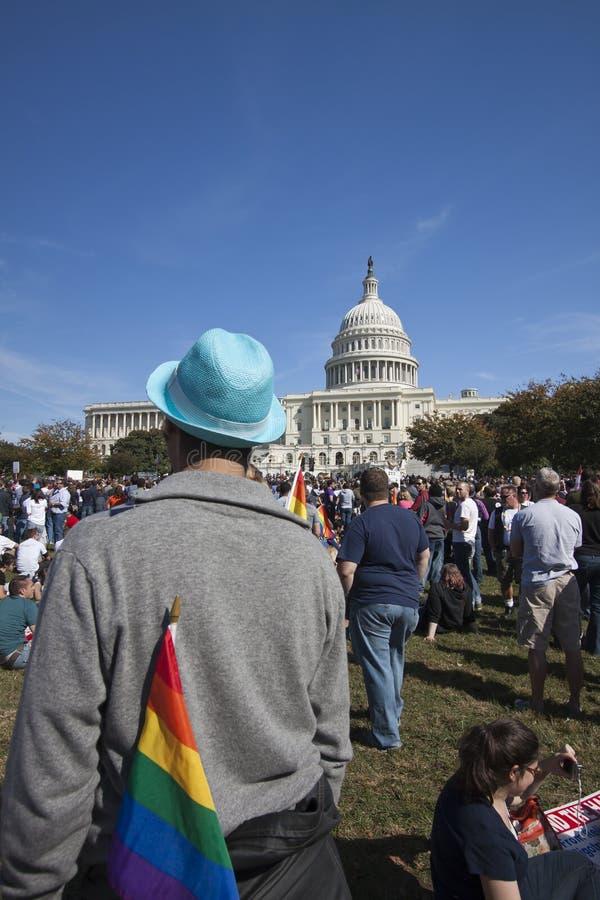 11 2009 голубых прав в октябре в марше стоковые фото