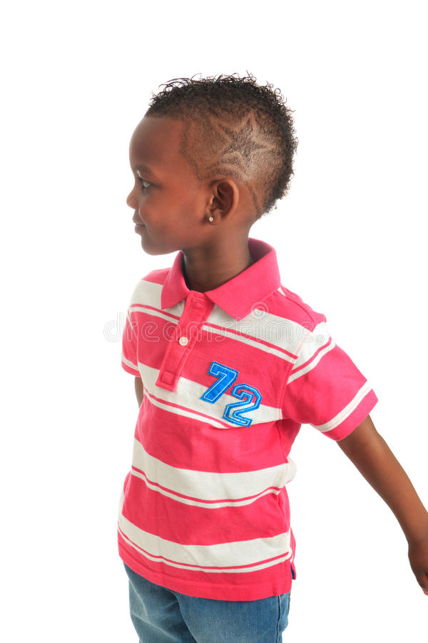 11 afro amerikanskt svart barn isolerade leenden fotografering för bildbyråer