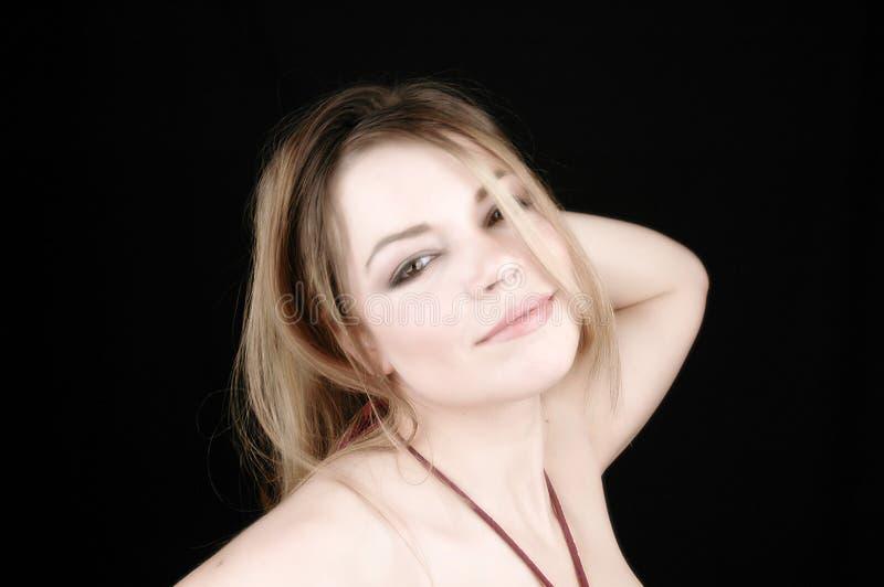11 Atrakcyjna Kobieta Obraz Stock