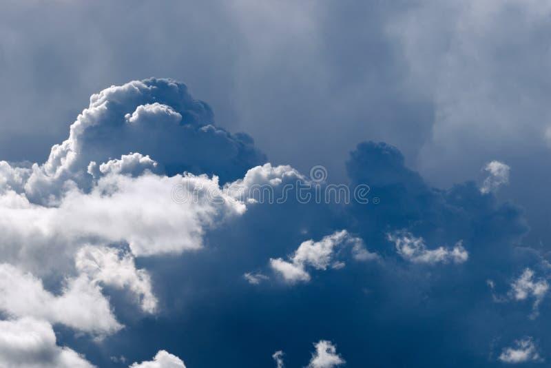 11 cumulus zdjęcia royalty free