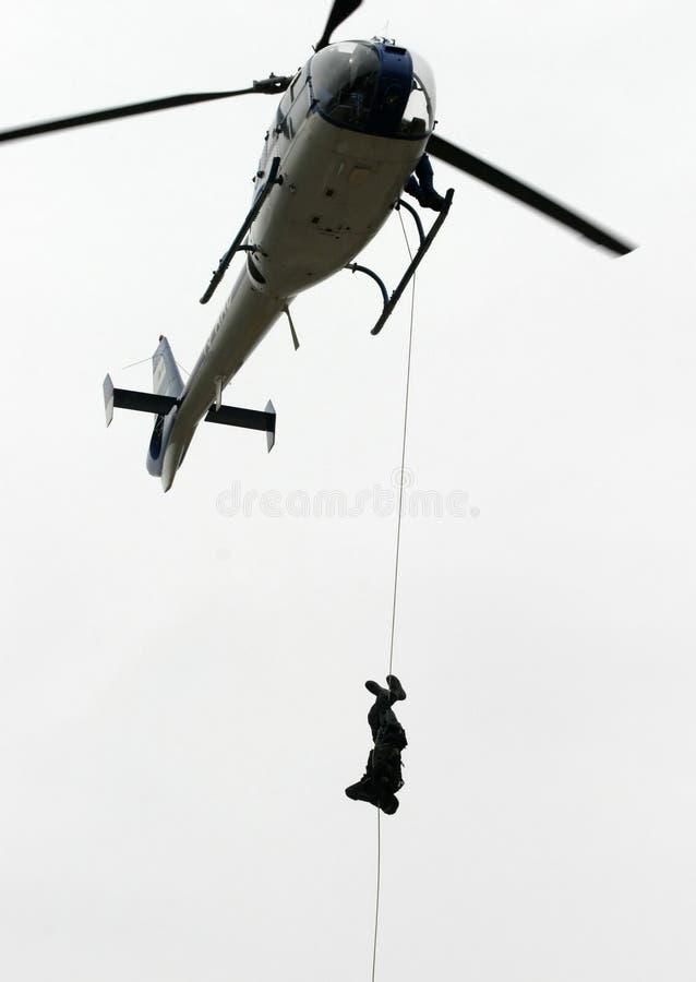11 helikopter zdjęcia stock