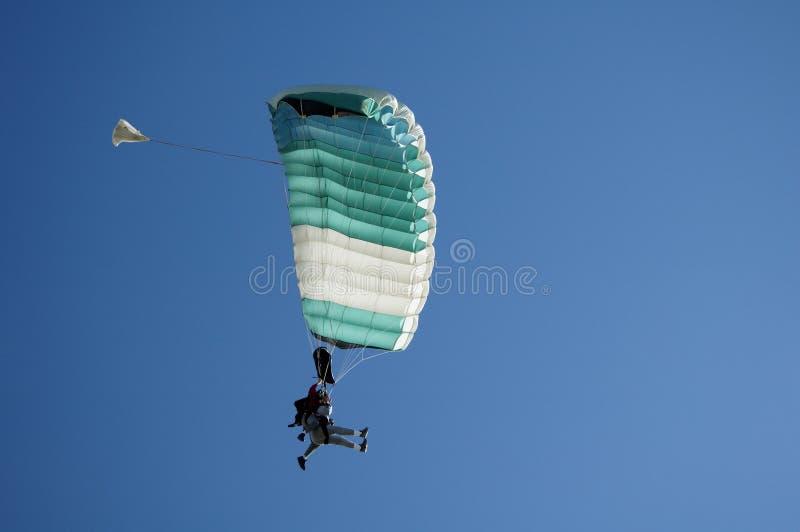 11 skydive obrazy royalty free
