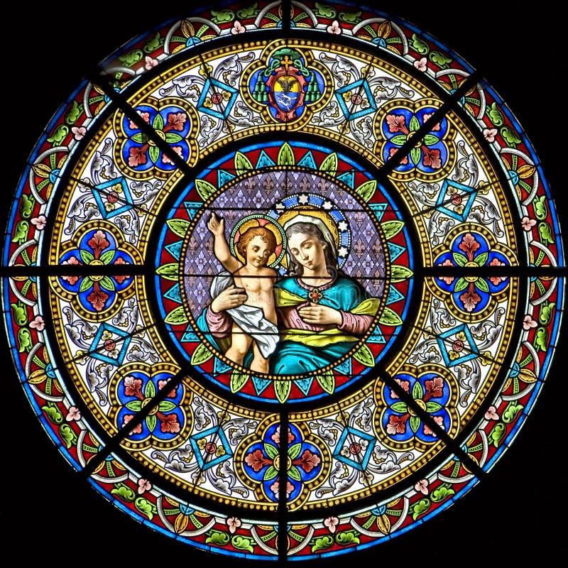 111 szkła pobrudzony okno fotografia royalty free