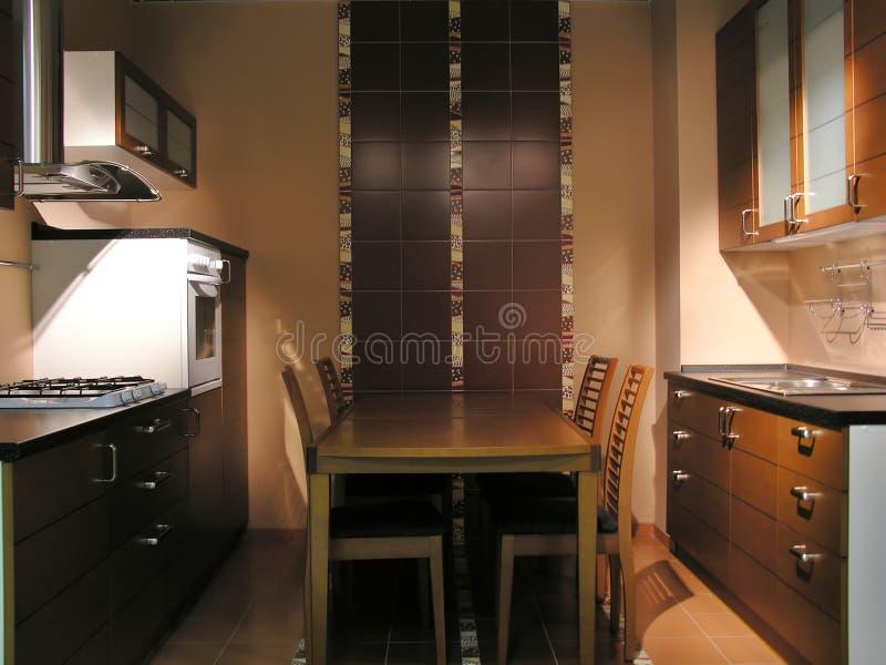 12厨房 图库摄影