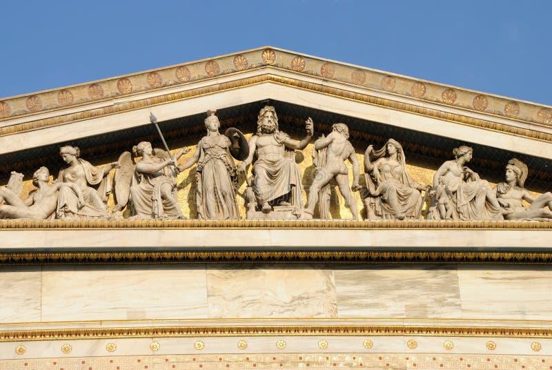 12神奥林匹亚 免版税库存照片