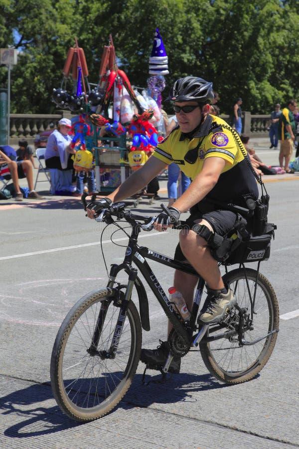 12 2010 festiwalu Czerwiec parad Portland wzrastali obraz stock
