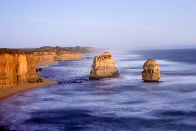 12 apostoła do australii obraz stock