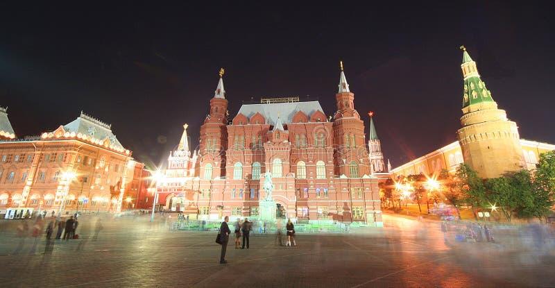 12 Moscow noc zdjęcia stock