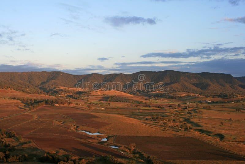 12 myśliwego dolina zdjęcie stock