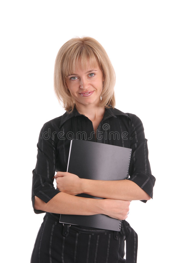 12 piękny bizneswoman obraz stock