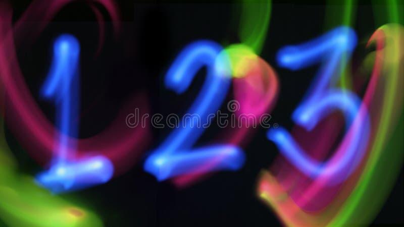 123 fotografia stock