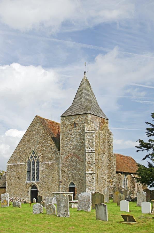 12th Century Church Royalty Free Stock Photos