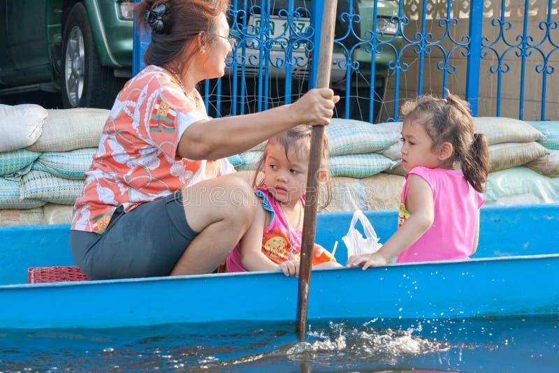 13曼谷9月泰国 图库摄影