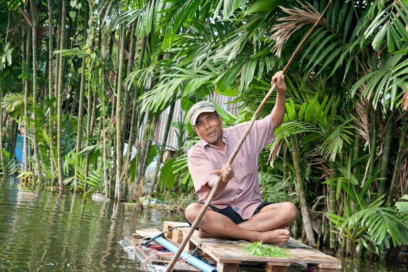 13曼谷9月泰国 免版税图库摄影