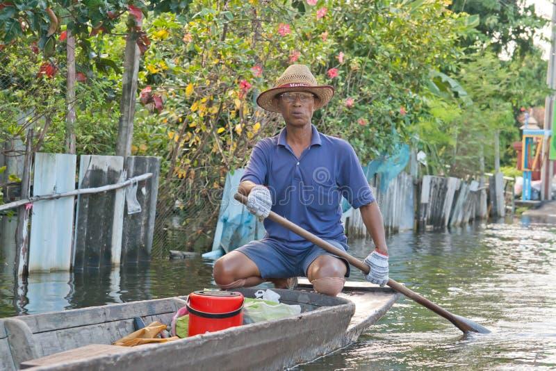 13曼谷9月泰国 库存照片