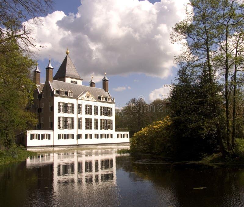 13 голландеца замока стоковое фото rf