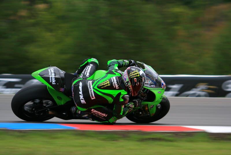 13 Anthony West - Kawasaki Racing Team Editorial Image