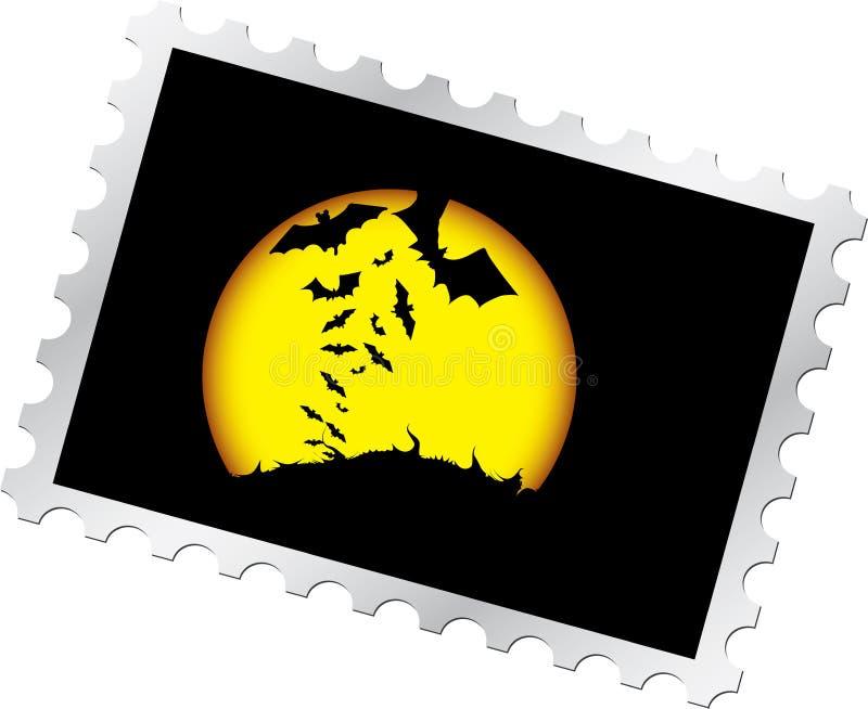 Download 13 Halloween Noc Opłata Pocztowa S Znaczek Fotografia Stock - Obraz: 11359582