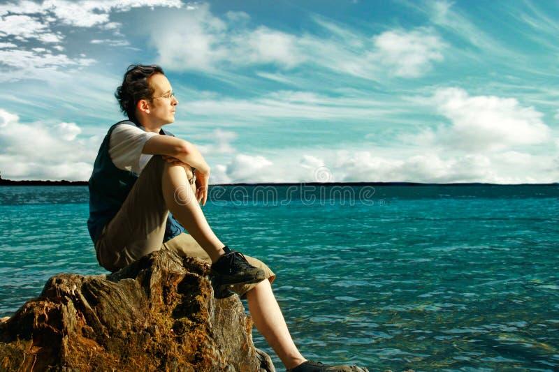 13 jezioro obrazy royalty free