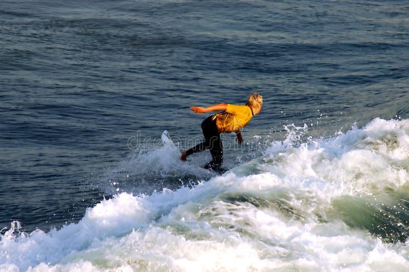13 surfera zdjęcia stock