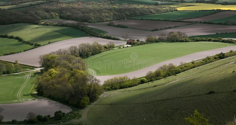 137 South Downs From Firle Beacon Free Public Domain Cc0 Image