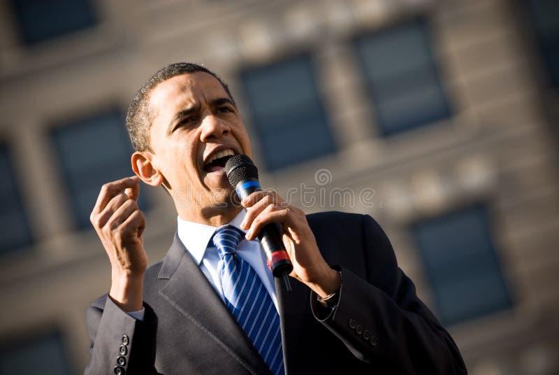 14 baracka Obamy obrazy royalty free