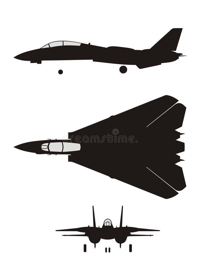 14 f stock illustrationer