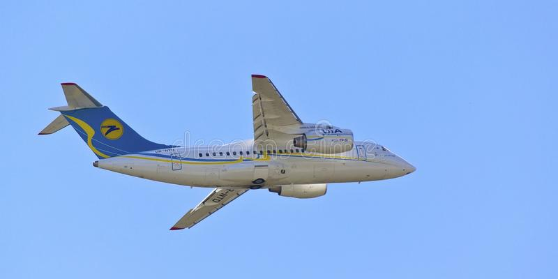 An-148 imagens de stock royalty free