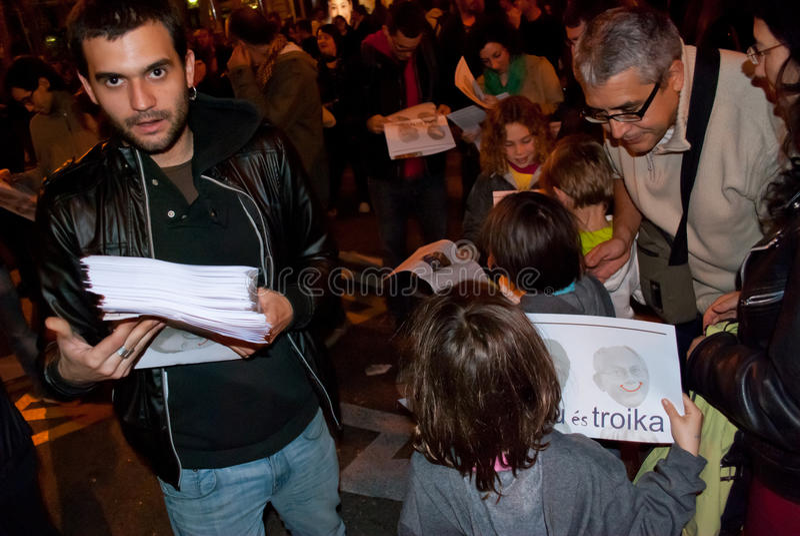 Download 14N General European Strike Editorial Photo - Image: 27766066