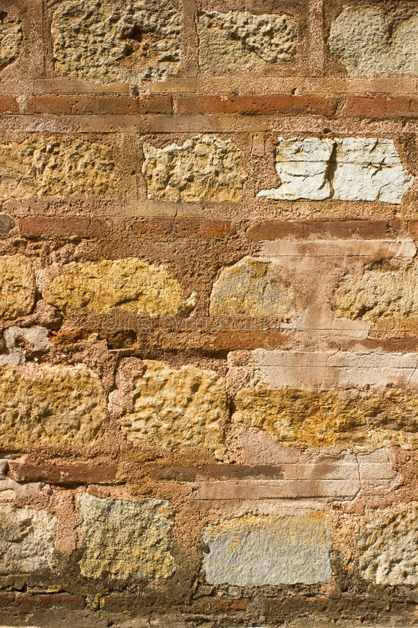 Download 14th century stone wall stock image. Image of athos, stone - 24813263