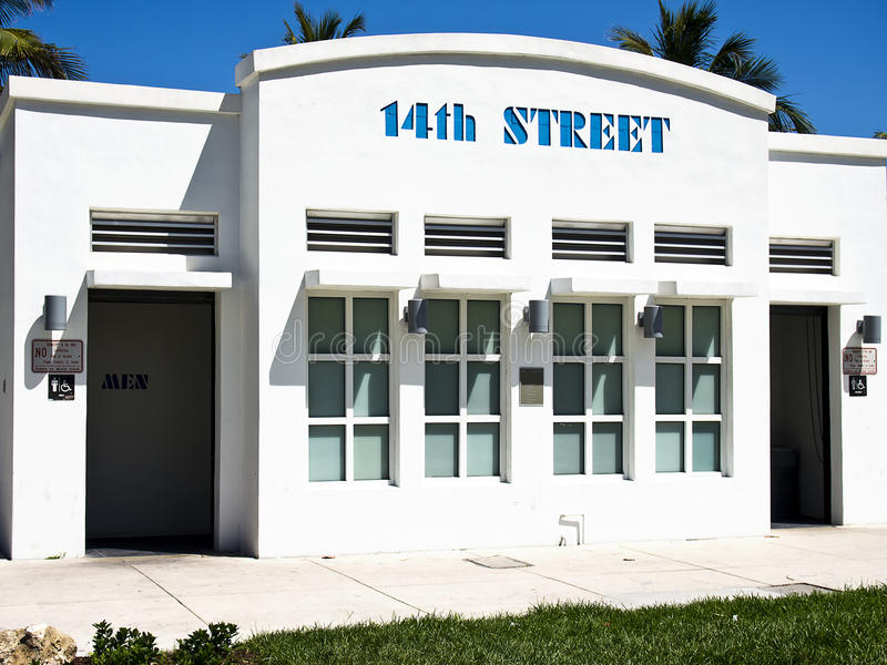 Download 14th Street Public Restroom Stock Photo - Image: 25727534