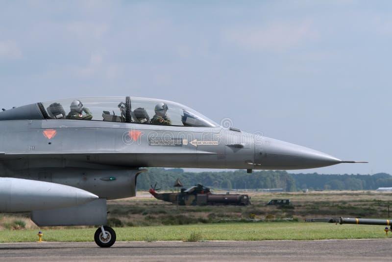 16 f jastrząbek target1900_1_ Lockheed oknówkę zdjęcia stock