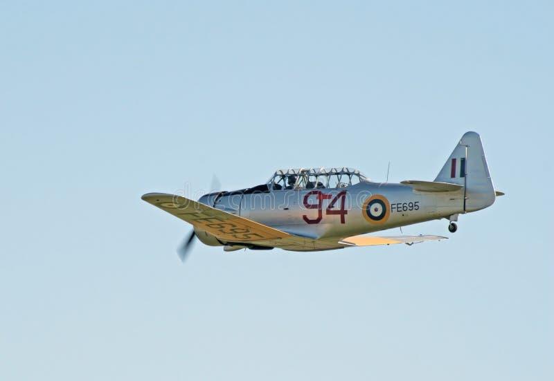 Download AT-16 Harward II in flight editorial stock image. Image of markings - 16821084