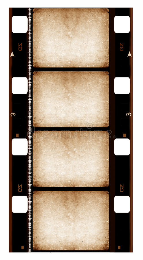 Download 16 mm Film roll stock illustration. Illustration of graphic - 4599491