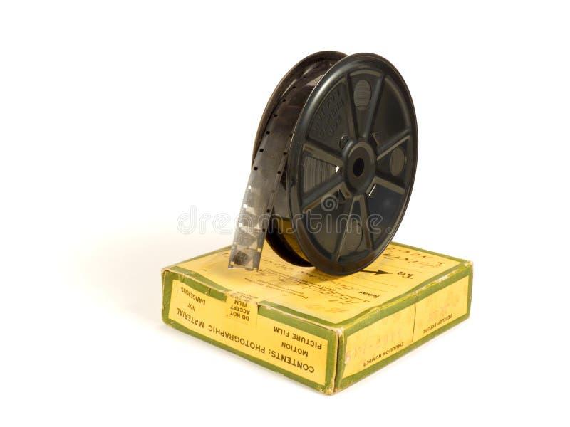 Download 16mm 30m Pudełkowata Ekranowa Rolka Obraz Stock - Obraz złożonej z historia, obsoleted: 13336129